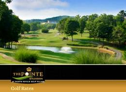 The Pointe at Pointe Royale Golf Village